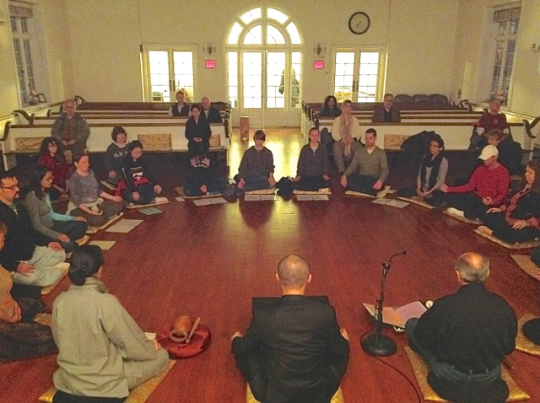 WonFullMeditationCircle