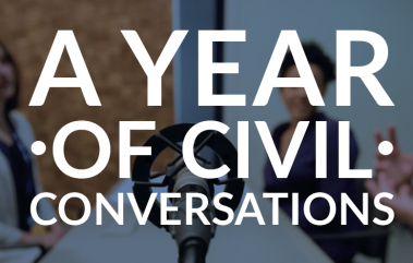Image result for a year of civil conversations